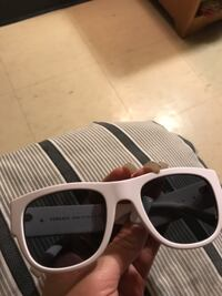 Versace white and grey glasses TORONTO
