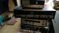Working record player , receivers and records ! Elkridge, 21075