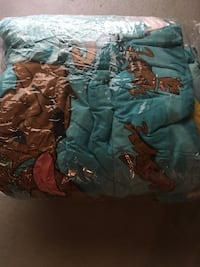 Scooby doo printed textile in pack