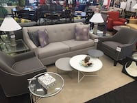 Sofa & 2 Accent Chairs