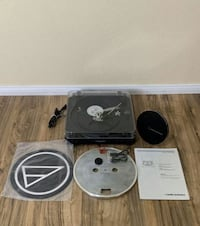 Audio-Technica Wireless Turntable and Speaker System Las Vegas, 89102