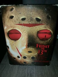 Friday the 13th (DVD boxset) Gaithersburg, 20879