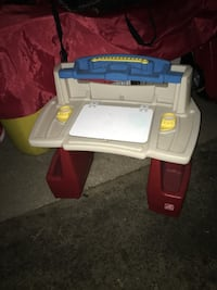 Kids activity desk only 25 firm