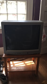 Gray crt tv  Wilmington, 28403