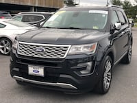 2017 FORD EXPLORER PLATINUM Fairfax