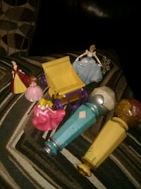 Princesses lot