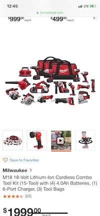i need new milwaukee tools tool Citrus Heights, 95610