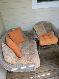 Pier One Love Seat & Chair Ladson, 29456