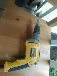 Dewalt corded screw gun