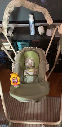Graco  Swing Battery Operated