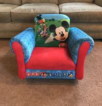 Disney Mickey Mouse Kids Chair Lincoln University, 19352