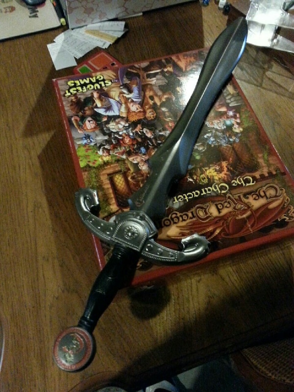 Used Calimacil LARP sword for sale in Winnipeg - letgo