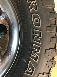 Snow/Mud Tires for Dodge Ram 1500 Pickup Truck