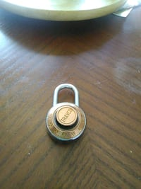 Lock with combination Neenah, 54956