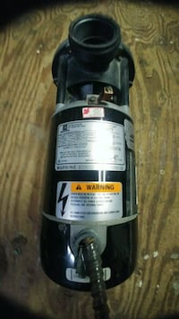 Pump for swimming pool or spa Surrey, V3R 1Y5