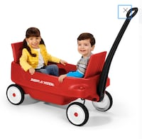 Radio Flyer 2-in 1 Wagon Clifton, 07013