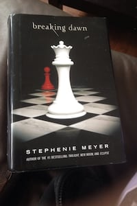 Breaking Dawn by Stephenie Meyer Surrey, V3R 4Z3
