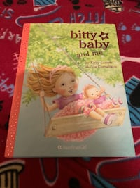Bitty baby and me book Jessup, 20794