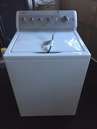 white top-load clothes washer Mississauga, L5M 7V2