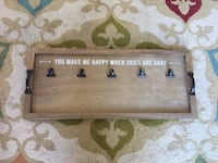 """""""You make me happy"""" sign Foster City, 94404"""