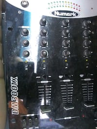 black and gray audio mixer Middle River, 21220