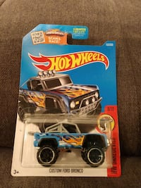 Custom Ford Bronco 153/250 HotWheels Charleston, 29414