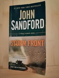 Storm Front by John Sandford  Guelph