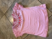 Used t shirt and skirt set - size 3T - one kind  Barrie, L4N 0Y9