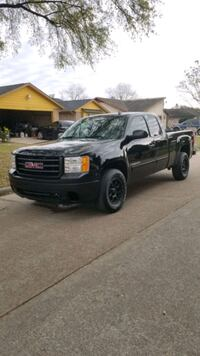 2007 GMC Sierra 1500 4WD Extended Cab Work Truck S