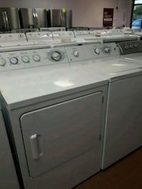 General Electric washer and dryer set