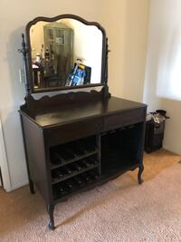 Dresser converted to bar Costa Mesa, 92626