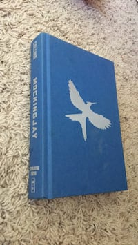 Hunger games mockingjay book