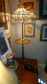 Tiffany style Standing Brass  room  lamp Tempe, 85283