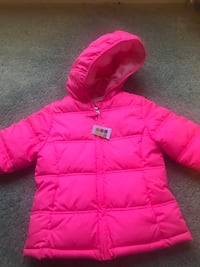 pink zip-up hoodie Mount Holly, 28120