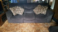 Sectional sofa recliner and love seat both power recline  Netcong, 07857