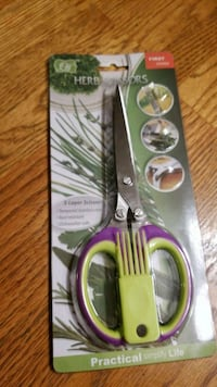 Herb scissors $4.00 Milwaukee, 53202