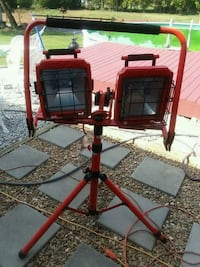 Heavy commercial stand lights 2 saets Telford, 37690
