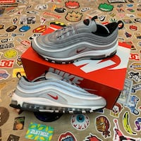 "Air Max 97 ""Silver Bullets"" (Size 11) Montgomery Village, 20886"