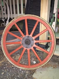Automotive Wheel/Wagon Wheel