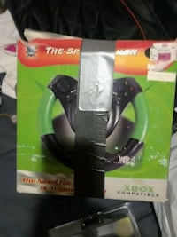 green and black Xbox One wireless headset box Vallejo, 94590