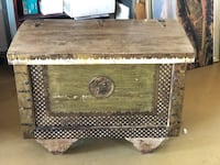 Decorative Chest from Restoration Hardware.  Tustin, 92780