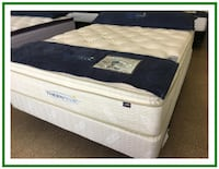 Therapedic Backsense Pillow Top King SILVERSPRING