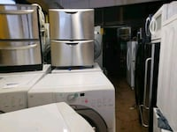 white and black home appliance Peoria, 61602