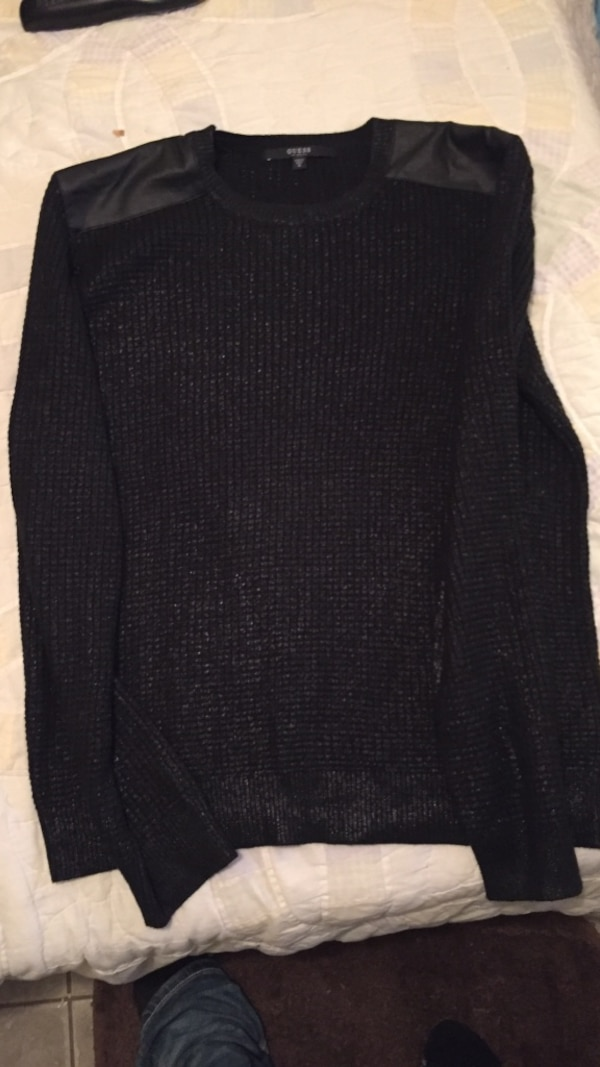 Mens Guess Sweater