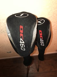 Knight OC460 Driver and 5 wood San Elizario, 79849