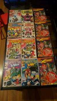 assorted Marvel comic book collection Jessup, 20794