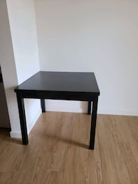 Ikea dining table (extendable) and 2 STEFAN chairs