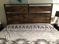 Beautiful bed frame  Sterling, 20166