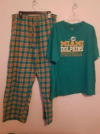 Men's 2XL dolphins sleep set Vail, 85641