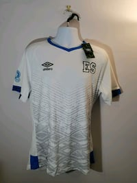 El Salvador National Team Jersey Toronto, M3L 1J4